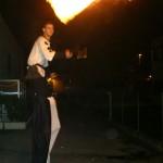 Giullare fuoco
