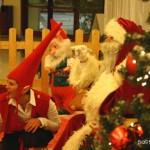 babbo e elfi